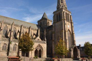 cathedrale saint tugdual treguier