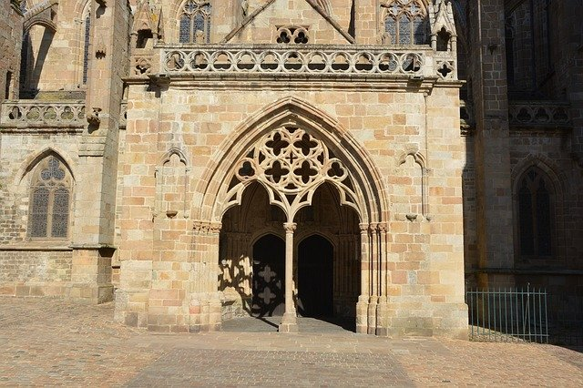 cathédrale saint tugdual treguier